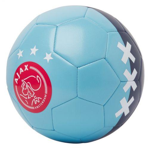 Ajax uit voetbal 20/21 - Zwart