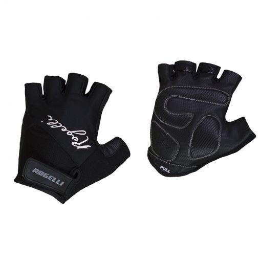 Rogelli wielrenhandschoen - Zwart