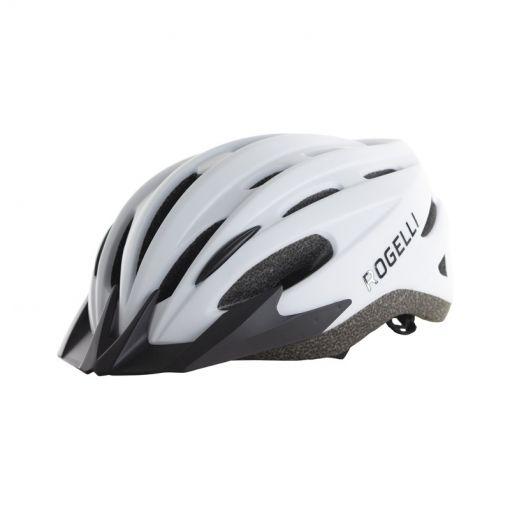 Rogelli fietshelm Ferox - Wit