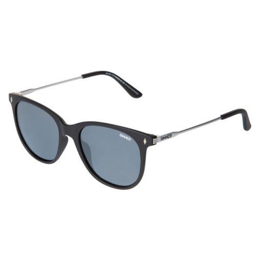 Sinner zonnebril Jay - 10 MATTE BLACK CX