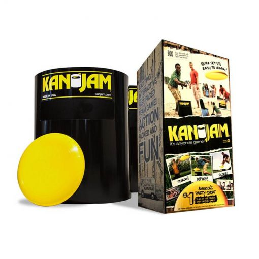 Kanjam Game Set - Zwart