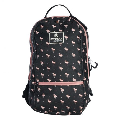 BB5280 Backpack FUN Flamingo Bk/Pi - 00009 multi-coloured