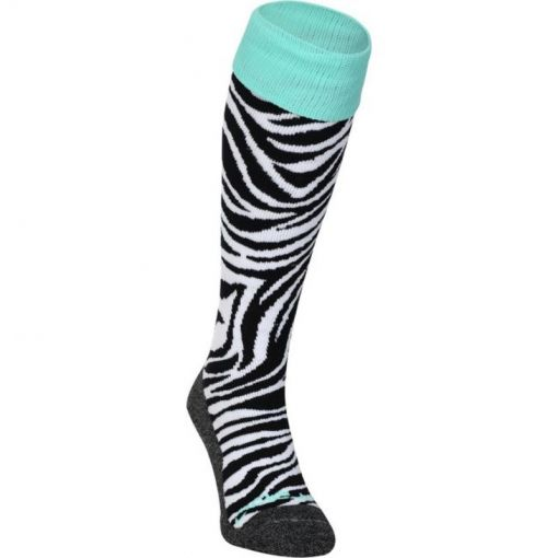 BC8300C Socks Zebra - 00009 multi-coloured