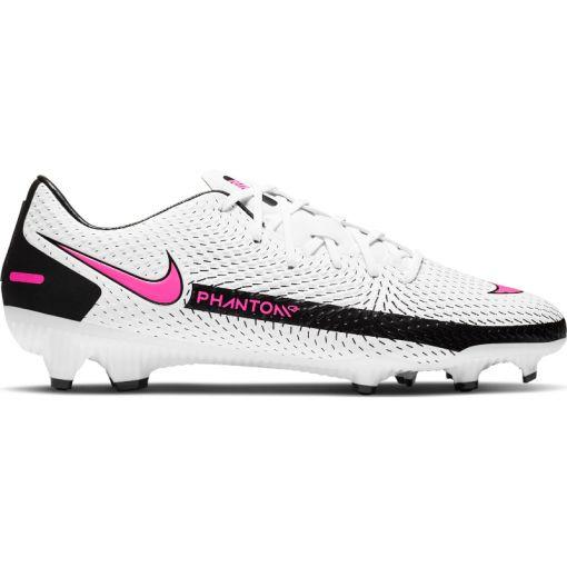 Nike voetbalschoen Phantom Gt Academy - 160 White/Pink Blast-Black