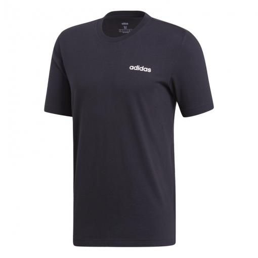 Adidas heren t-shirt E Pln Tee - Zwart