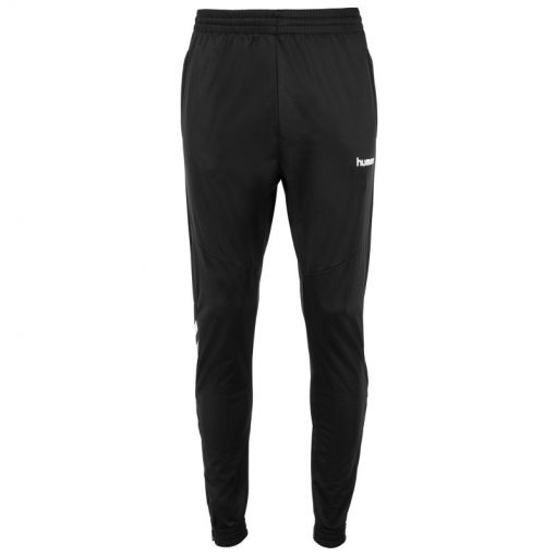 Hummel trainingsbroek Authentic Poly Pant - Zwart