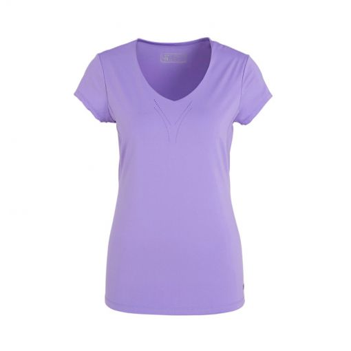 Sjeng Sports dames t-shirt Libby - V053 wisteria