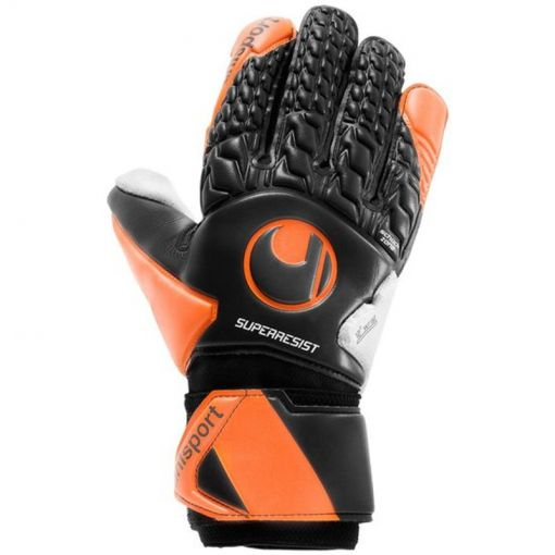 Super Resist Hn - Black/Fluo Orange