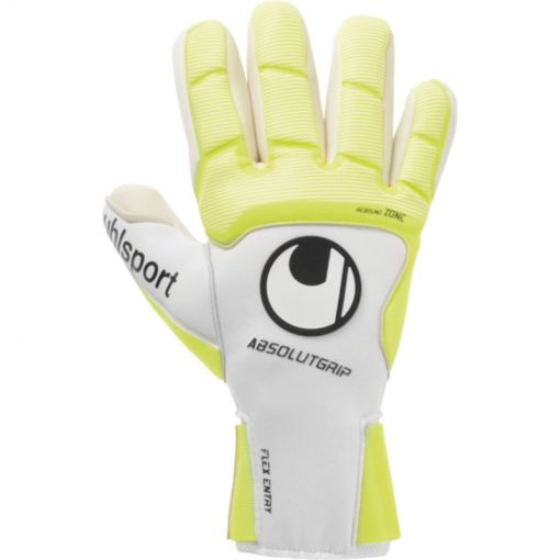 Pure Alliance Absolutgrip Finger - White/Fluo Yellow