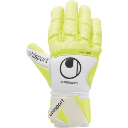 Pure Alliance Supersoft - White/Fluo Yellow