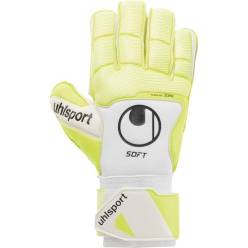 Pure Alliance Soft Pro - White/Fluo Yellow