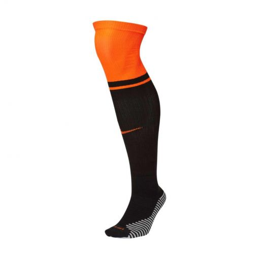 KNVB U STAD OTC SOCK HA,SAFETY ORAN - 010 BLACK/SAFETY ORANGE/BLACK/