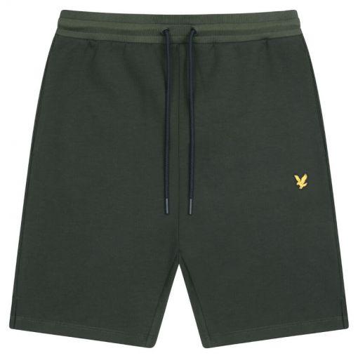 Fly Fleece Shorts - Z604 Deep Spruce