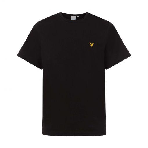 Lyle & Scott Martin Ss T-Shirt - 572 True Black