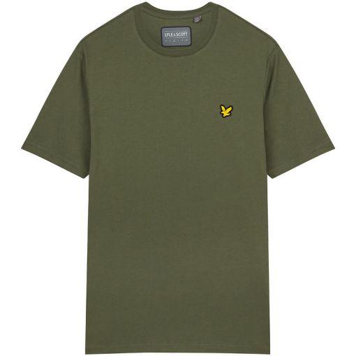 Lyle & Scott Martin Ss T-Shirt - X65 Cactus Green