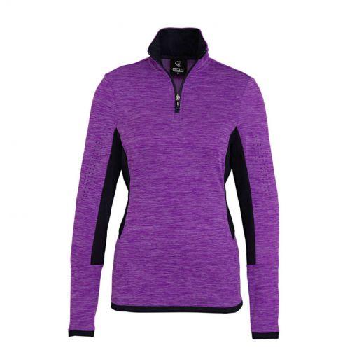 Sjeng Sports dames shirt Thessy - P074 fluorite melange