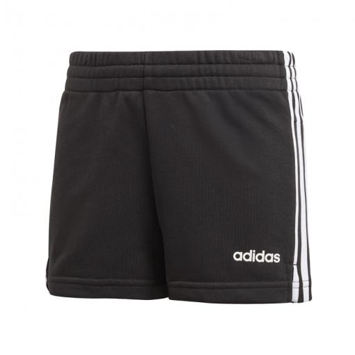 Adidas meisjes short YG E Short Black/White - Zwart