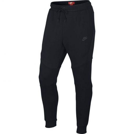 Nike heren joggingsbroek Tech Fleece Pant - Zwart
