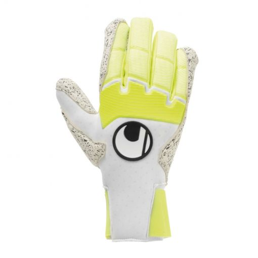Uhlsport keepershandschoen Pure Alliance Supergrip - White/Fluo Yellow