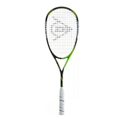 Dunlop squashracket D Sr Precision Elite - Zwart