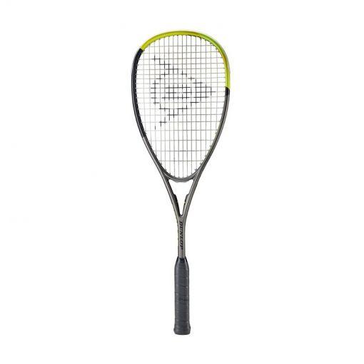 Dunlop squashracket D Sr Blackstorm Graphite - Zwart