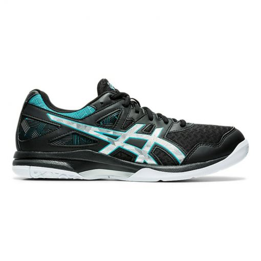 Asics heren indoorschoen Gel-Task 2 - 003 BLACK/LAGOON