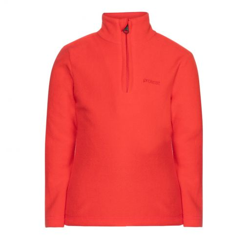 Protest junior pully Mute 20 TD 1/4 zip top - 675 Happy