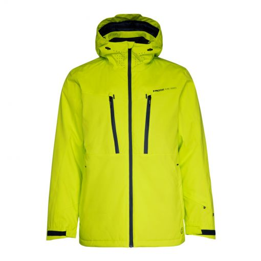 TIMO snowjacket - 482 Lime Rocks