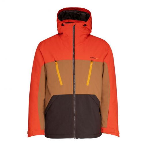 ULTRA snowjacket - 915 Orange Fire