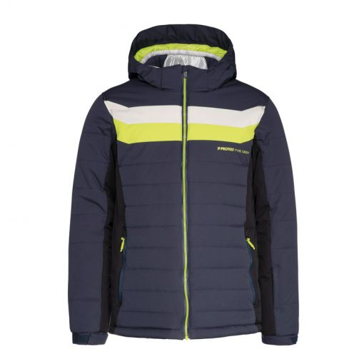 OPTIC snowjacket - 482 Lime Rocks