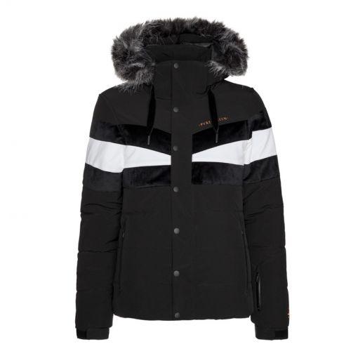 ALISON snowjacket - Zwart
