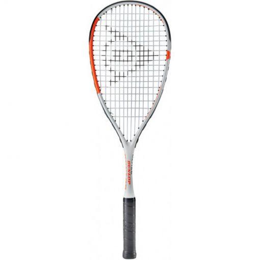 Dunlop squashracket D Sr Blaze Tour - Zwart