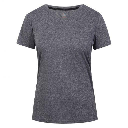 Rukka dames hardloop shirt Myntti - Grijs