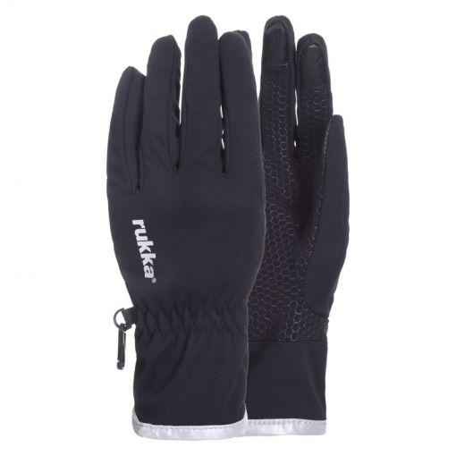 Rukka hardloop handschoenen Uotsola - Zwart