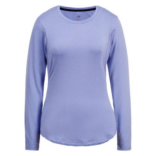 Rukka dames shirt Myran - 870 VIOLET