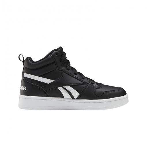 Reebok junior sneaker Royal Prime Mid 2.0 - zwart