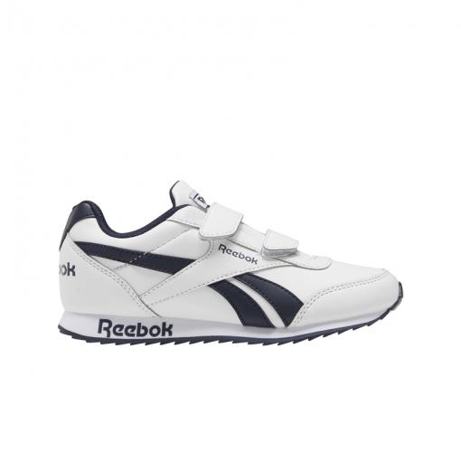 Reebok junior sneaker Royal CLJOG 2 2V - WHITE/WHITE/CONAV WHITE/WHITE/