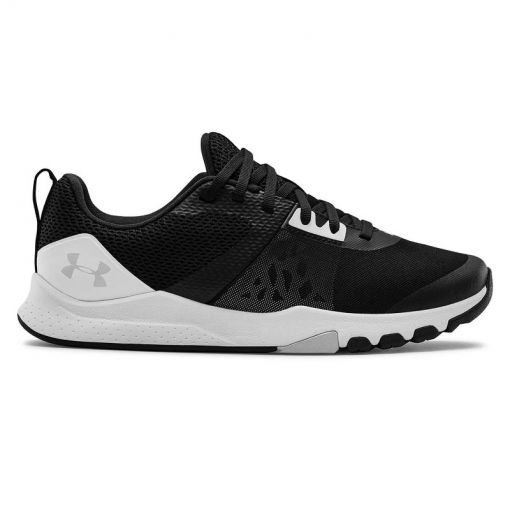 Under Armour dames fitness schoen W TriBase Edge - 001 Black / White / Halo Gray