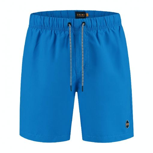 Shiwi heren zwemshort Mike Solid - Blauw