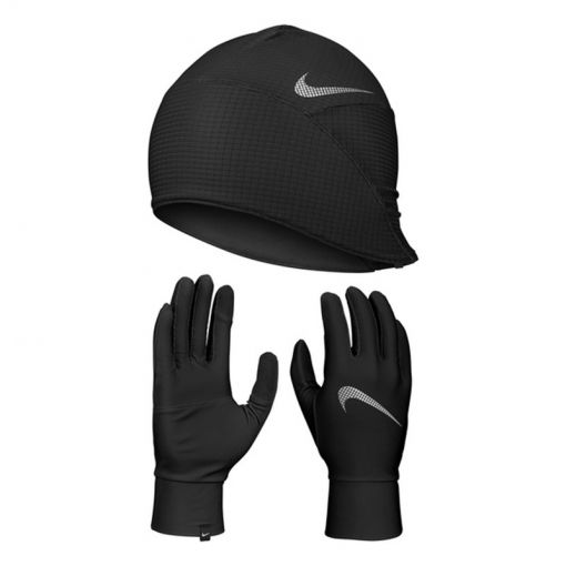 NIKE MEN'S ESSENTIAL RUNNING HAT AN - 082 BlaBlaSil