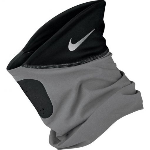 NIKE SHIELD PHENOM RUNNING NECKWARM - 087 GreBlaSil