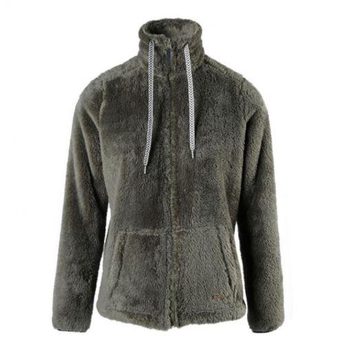Brunotti dames vest Moani Women Fleece - Groen