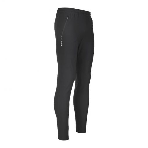 Fusion heren trainingsbroek Mens C3 Plus X-Long - Zwart