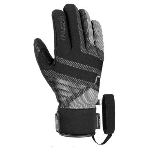 Reusch Re. Knit Laurin - 7701 Black/White