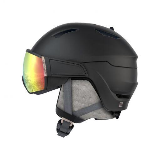 Helmet Mirage Ca - Bk Rose/Red