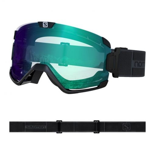 Goggles Cosmic Photo - Bk/Aw/ Skyblue