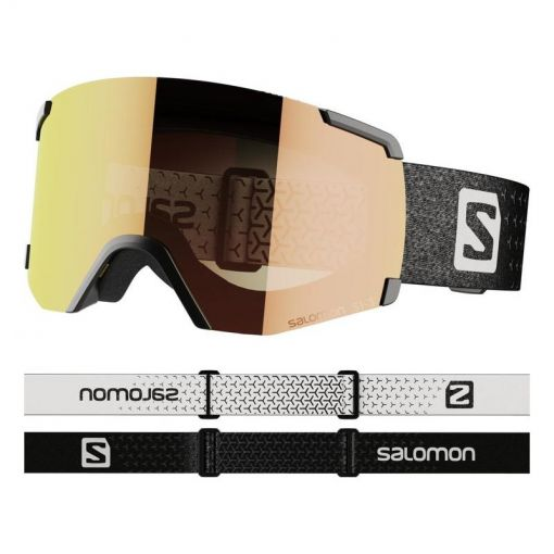 Goggles S/View Photo - Bk/Aw
