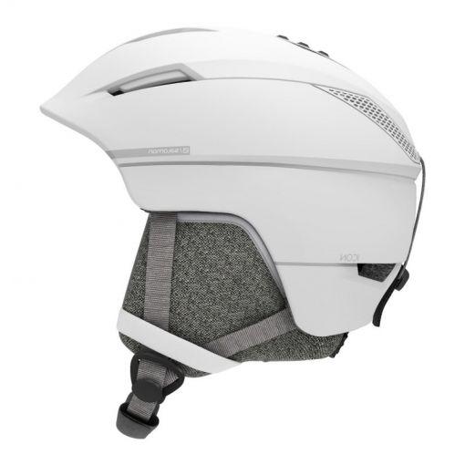 Helmet Icon Access - Wit