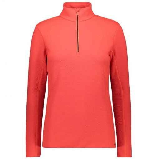 Woman Sweat - Fluo Red
