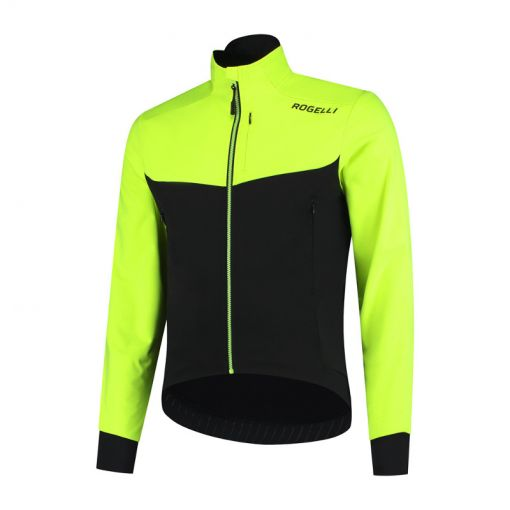 Winterjack Contento 2.0 - Black/Fluor-Yellow